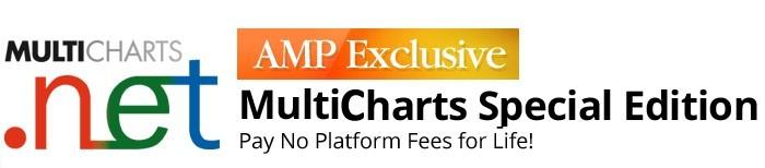 Multicharts - эксклюзивный вариант для наших клиентов. БЕСПЛАТНО.