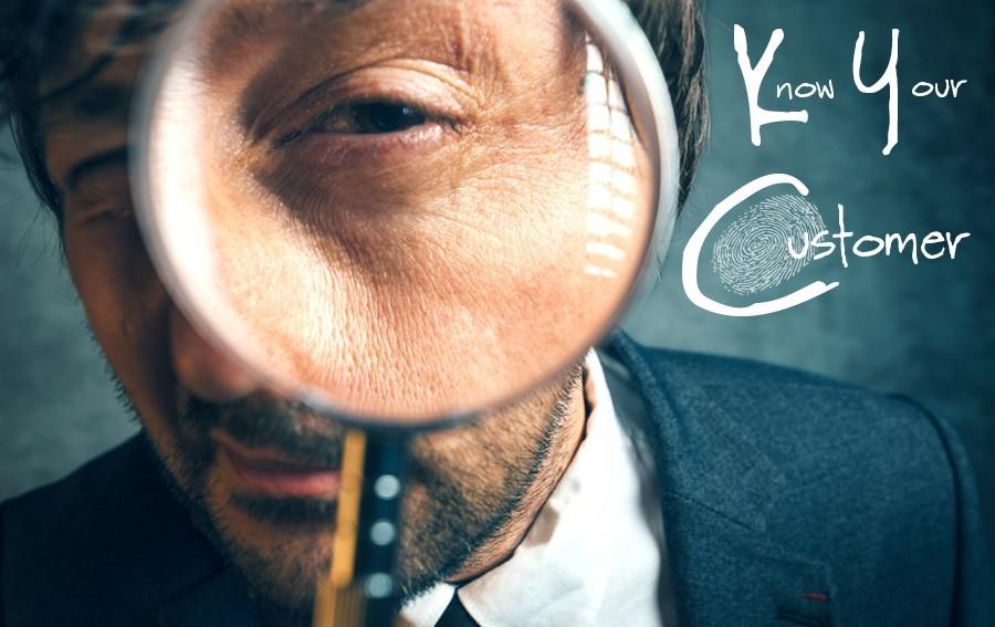 Знай своего клиента Know Your Client KYC
