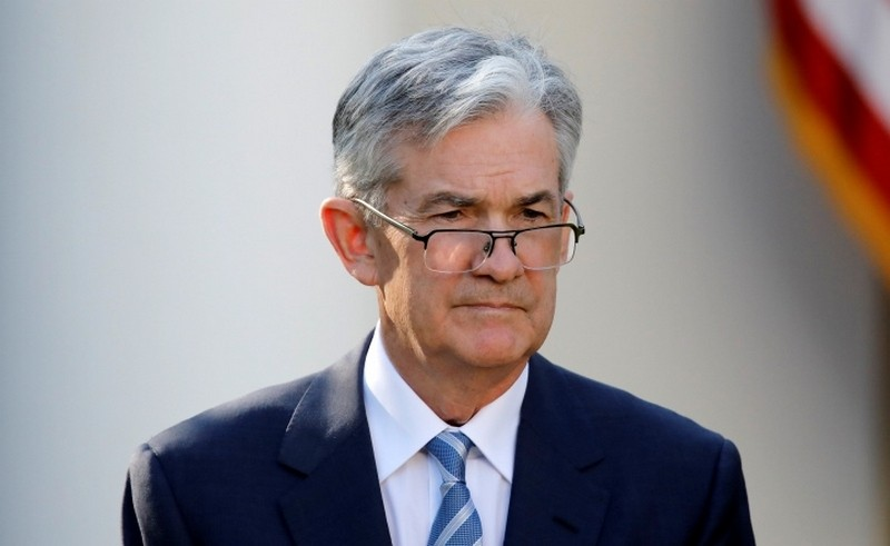 Процентная ставка - Jerome Powell