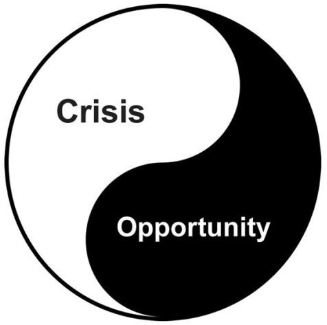 Кризис неизбежен, но он не будет похож на предыдущий. Мнение
