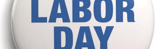 День труда 2021 Labor Day. Расписание биржи.