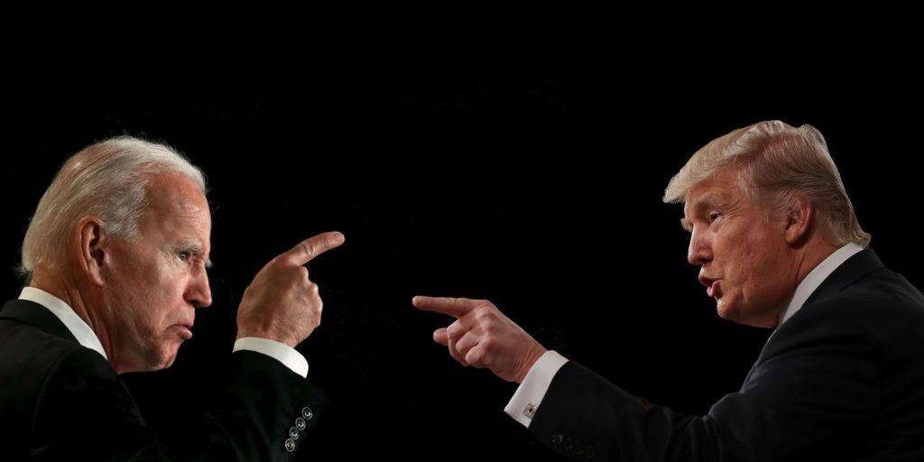 Трамп vs Байден